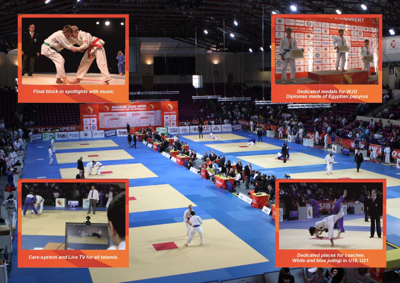21. Internationale  Warsaw Judo Open 2019